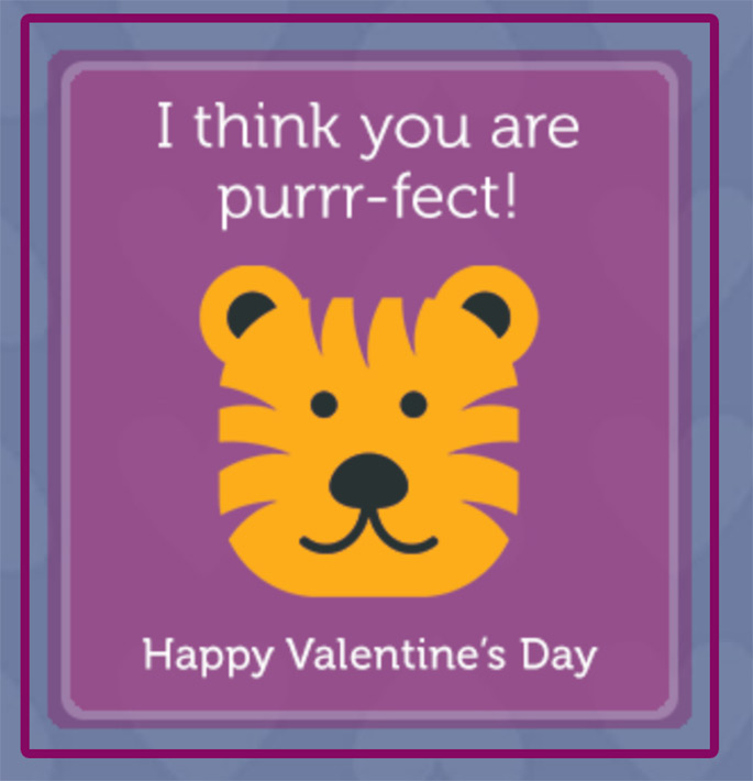 Valentine's Ecards for Boston Children's Hospital | The Giving Back Society