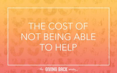 The Cost of Not Being Able to Help